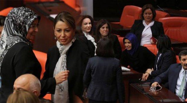 İşte Meclis'e giren kadın milletvekili sayısı