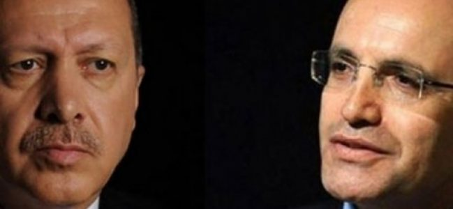 Bomba iddia! Şimşek'ten Erdoğan'a rest