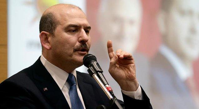 CHP harekete geçti: Soylu'ya suç duyurusu!