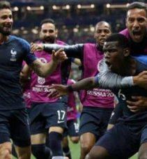 İşte Dünya Kupası'nın şampiyonu!