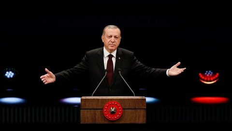 Erdoğan için para basıldı