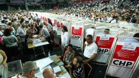 CHP'de 'geri çekilen imza' hesabı