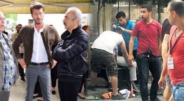 'Organize İşler 2: Sazan Sarmalı'nın setinde kaza
