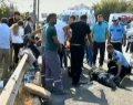 Etiler'de kaza: Yaralılar var