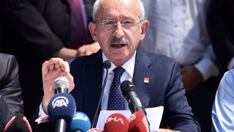 Kılıçdaroğlu, kendisine kurşun fırlatan kişiyi bir şartla affetti