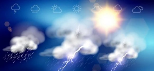 Marmara'da sıcaklık artıyor. Yağış yok.