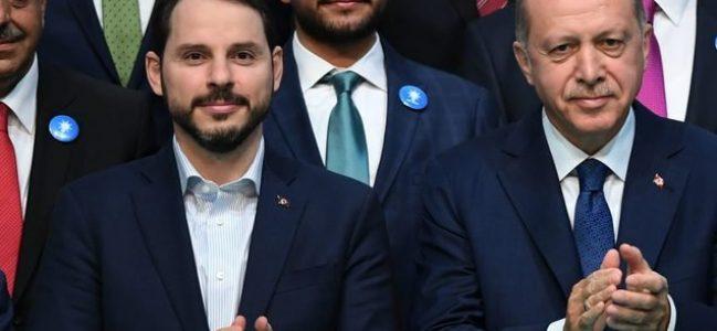 Albayrak 'yavaşlama' dedi, Erdoğan yalanladı