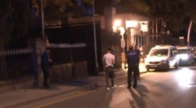 Ankara'daki ABD Büyükelçiliği'ne silahlı saldırı