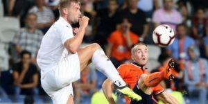 Başakşehir- Burnley maçından gol sesi çıkmadı