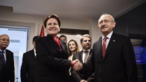 CHP ve İYİ Parti'ye küskün uyarısı!