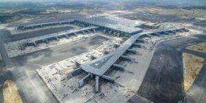 İstanbul Yeni Havalimanı'na bagaj hamlesi