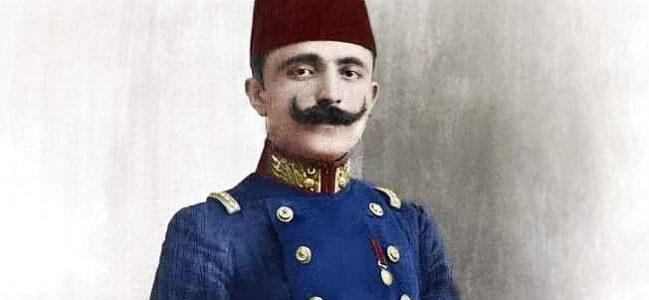 MHP Sarıyer Enver Paşa'yı unutmadı