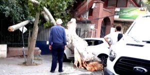 Bahçeköy'de facianın eşiğinden dönüldü