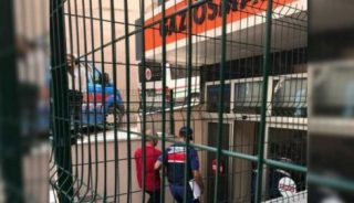 Gözaltındaki 3. Havalimanı işçileri adliyeye getirildi