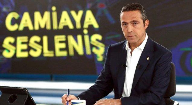 Ali Koç, Fenerbahçe'nin borcunu açıkladı