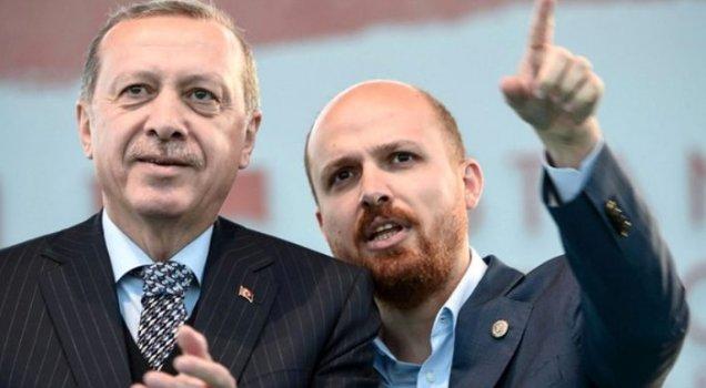 'Bilal Erdoğan'ı alacaklar engelle'