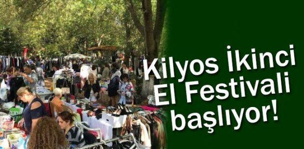 Kilyos İkinci El Festivali başlıyor!
