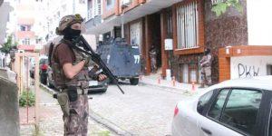 Sarıyer'deki polis baskınında bir kişi öldürüldü