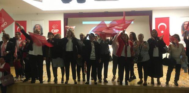 CHP Sarıyer'den Cumhuriyet Kokteyli