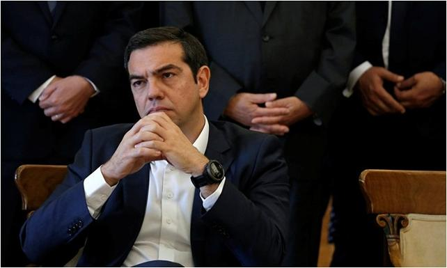 Yunanistan'dan geri adım.