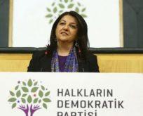 HDP: Çözüm Demokratik Cumhuriyet.