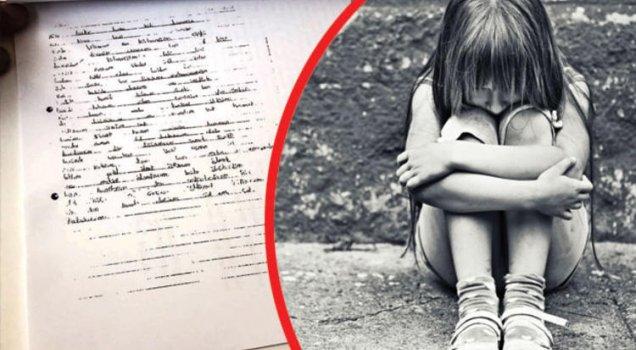 Skandal! Tecavüzcü amcadan aile şikayetçi olmadı!