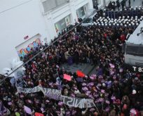 25 Kasım'da kadınlara karşı polis şiddeti