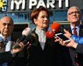 Akşener'den flaş iddia! '2 parti görüşüyor'