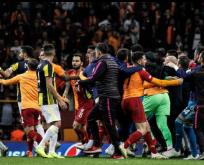 Galatasaray ve Fenerbahçe'ye ceza yağdı