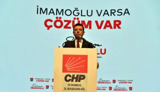 CHP'li Ekrem İmamoğlu vaatlerini ve projelerini açıkladı
