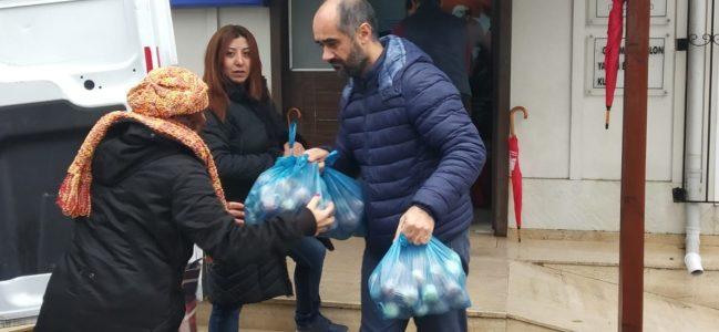CHP Sarıyer'den zam protestosu!