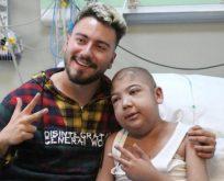 Enes Batur hayali gerçekleşen lösemili Adnan, yaşama tutunamadı