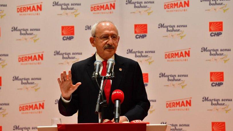 Kılıçdaroğlu: Bir tahrik sürecinden geçiyoruz