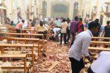 Sri Lanka'da 8 patlama! Ölü sayısı artıyor
