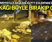 AK Parti sokağı böyle bırakıp gitti!