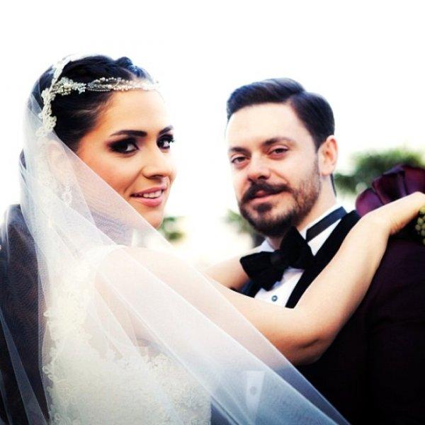 Buket Aydın'ın 6 yıldır evli olduğu eşi bakın kim çıktı?