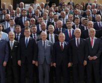 CHP'li belediye başkanları Anıtkabir'de