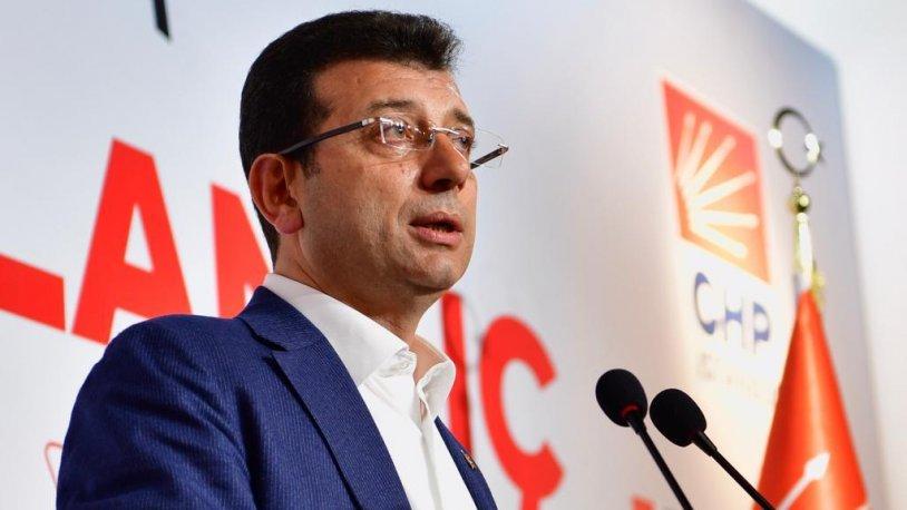 Ekrem İmamoğlu: İstanbul'da israf düzenine son vereceğiz