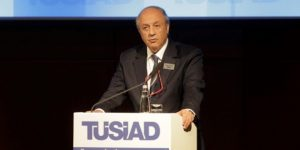 TÜSİAD YİK Başkanı Özilhan: Konuşamaz hale geldik!