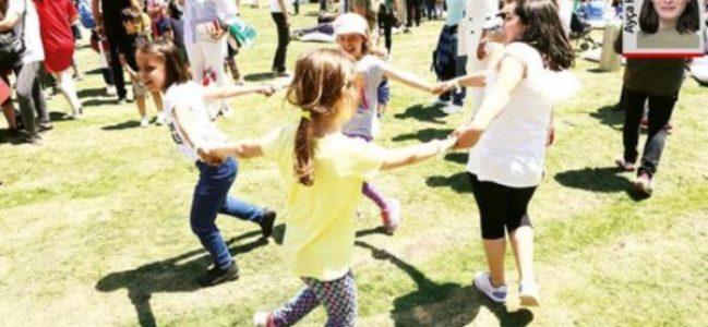 Çocukların festivali