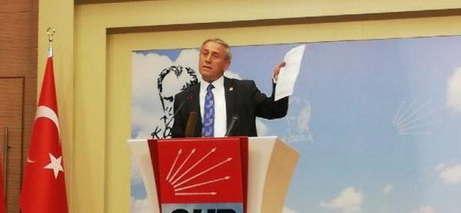 CHP'li Kaya: Türkiye'nin birlik ve beraberliğe ihtiyacı var.