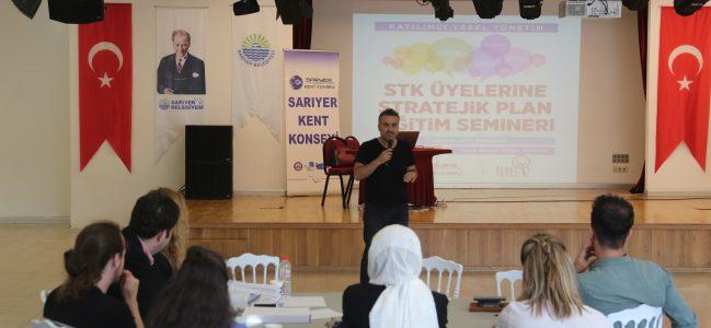 SARIYER'DE HERKES SÖZ SAHİBİ