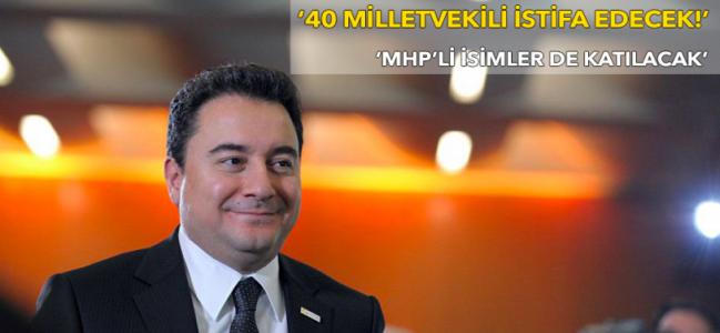 AKP'de Ali Babacan hareketliliği