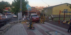 Baltalimanı'nda feci kaza. 1 çocuk öldü!