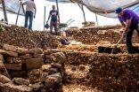 İsrail'de 10 bin yıllık bir şehir bulundu