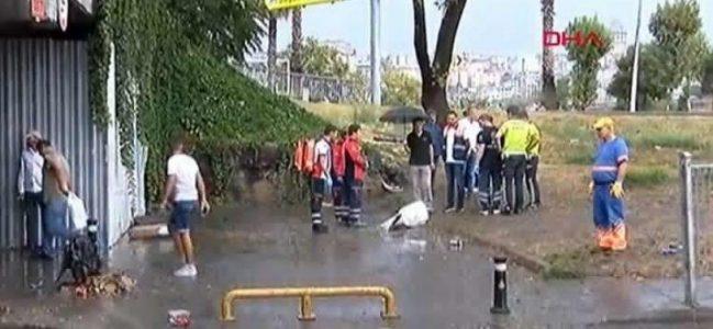 Son Dakika! İstanbul'da sel can aldı