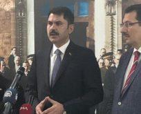 Bakan Kurum'dan Salda açıklaması: Hemen talimat verdik.