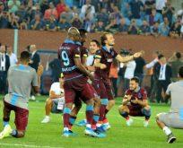 Trabzonspor, Avrupa'da play – off biletini aldı!