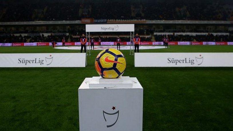 Süper Lig'de yayıncı krizi çözüldü.