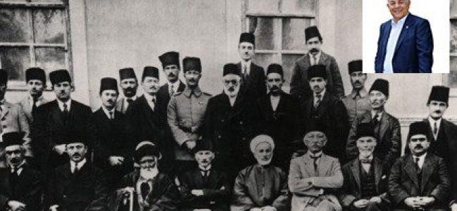 Başkan Genç'ten Sivas Kongresi mesajı!